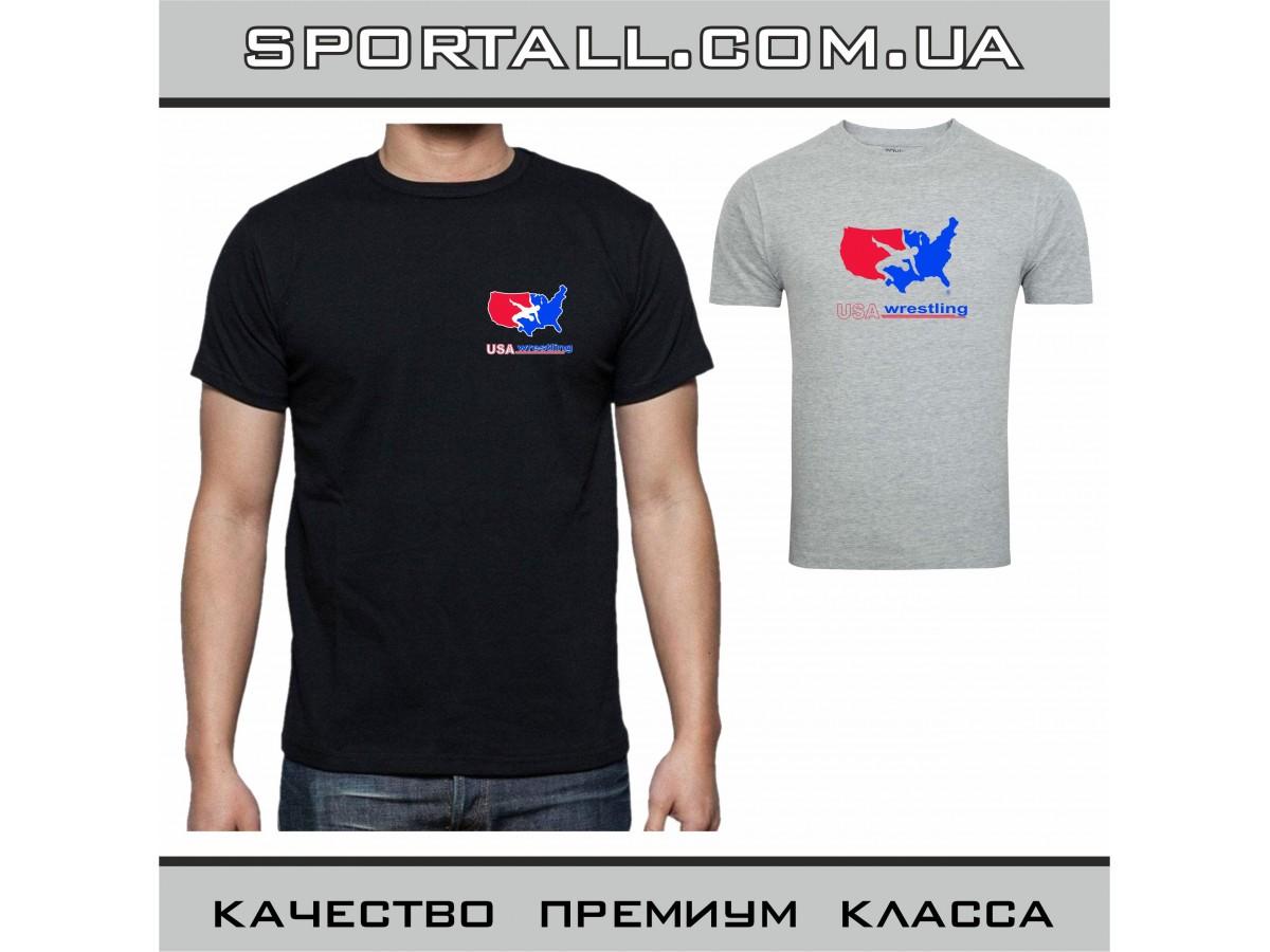 Футболка Wrestling USA b0968cf0d43