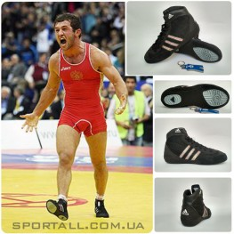 Детские Борцовки Adidas Combat Speed 3 wrestling shoes