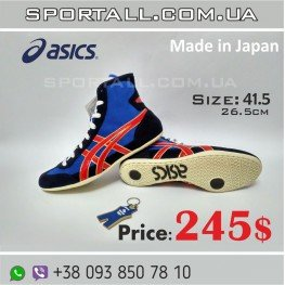 Борцовки Asics Tiger Wrestling shoe Размер 41 (26.5 см)