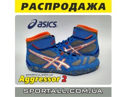 Борцовки Asics Aggressor 2 Limited Edition LE J300Y wrestling shoes