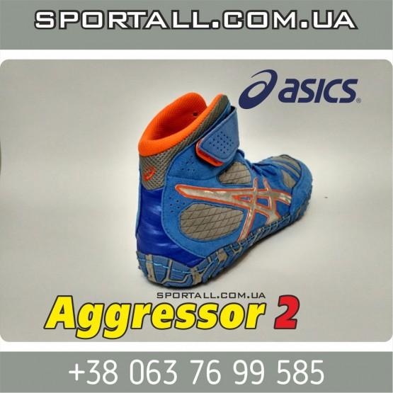 Борцовки Asics Aggressor 2 Limited Edition LE J300Y Wrestling / Boxing