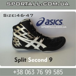 Борцовки Asics Split Second 9 Wrestling shoes Размер 46,5  - 30 см