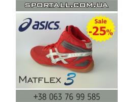 Борцовки Asics Matflex 3 Размер 46 (29 .5 см)