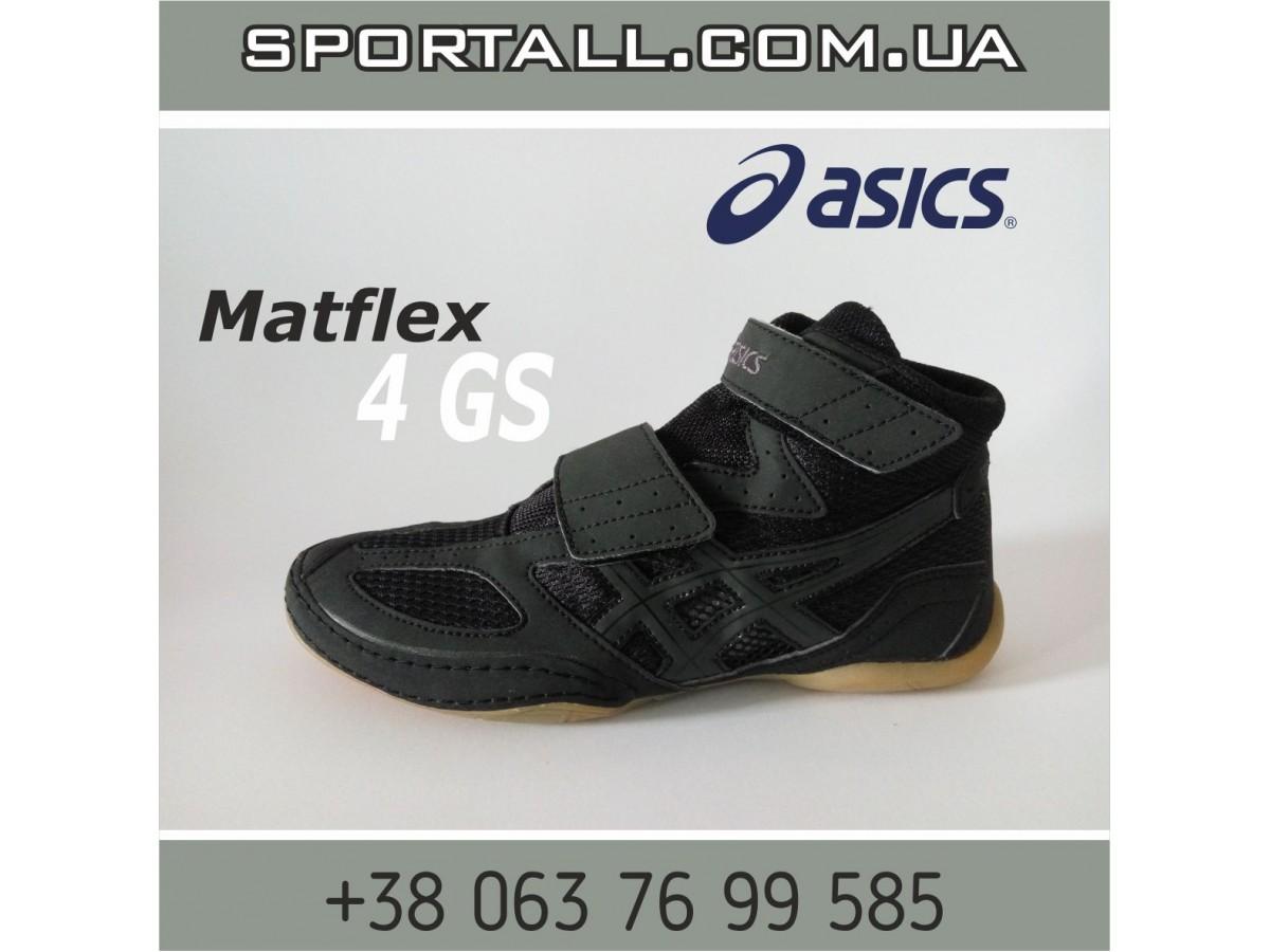 231d10e3a733 Борцовки детские Asics Matflex 4 GS Wrestling   Boxing shoes купить ...