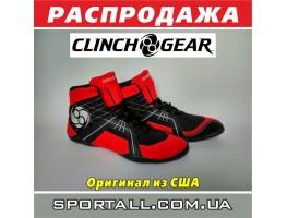 CLINCH GEAR Reign обувь для смешанных единоборств, рукопашного боя, панкратиона mma ufc shoe