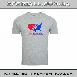 Футболка Wrestling USA