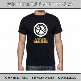 Футболка Wrestling UWW