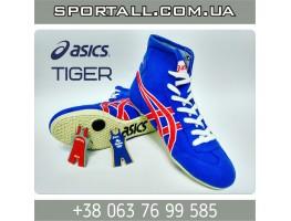 Борцовки боксерки Asics асикс сборной по борьбе Wrestling Boxing shoes