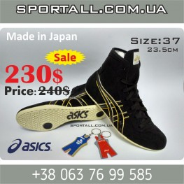 Борцовки Asics Tiger Wrestling shoe Размер 37 (23.5 см)