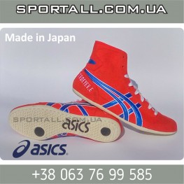 Борцовки Asics Tiger Wrestling shoe с Фамилией